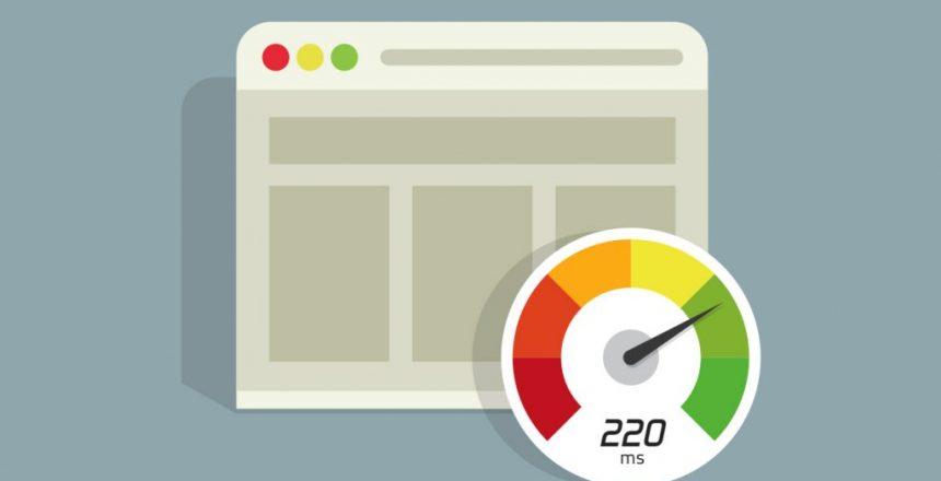 Invloed website snelheid op rankings
